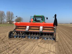 Organic onion season has kicked off!